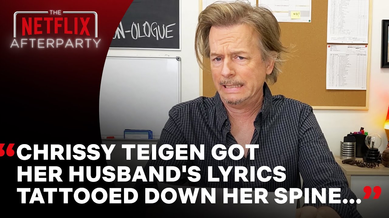Chrissy Teigen, COVID Vaccinations at Disneyland and Italian Balls | Free Jokes With David Spade