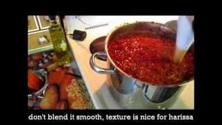 Libyan Harissa- Hot Pepper Paste- هريسة