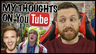 One of Spencer Owen's most viewed videos: WHAT'S HAPPENED TO YOUTUBE?