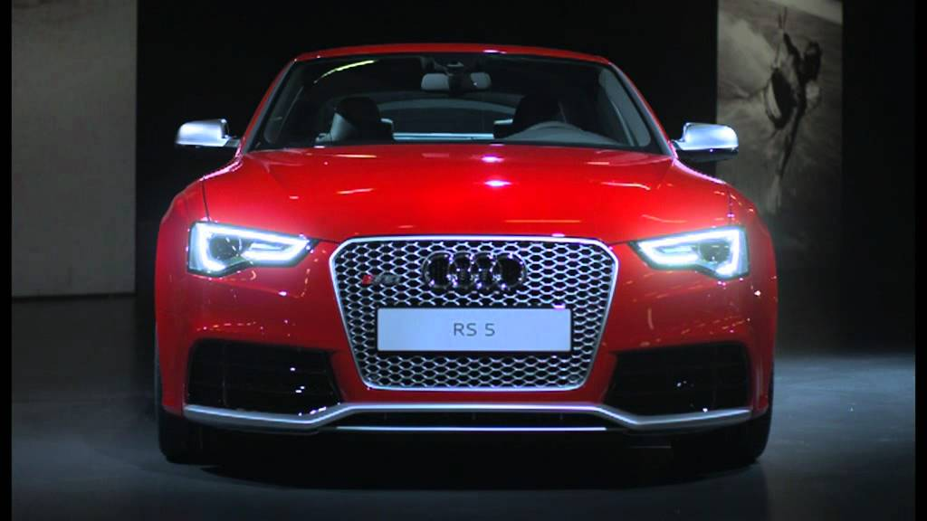 2012 audi rs5 facelift youtube. Black Bedroom Furniture Sets. Home Design Ideas
