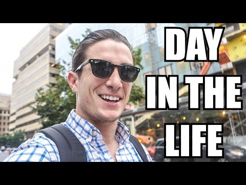 Day in The Life - Working a Desk Job