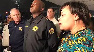 Police give update on shooting in New Orleans CBD