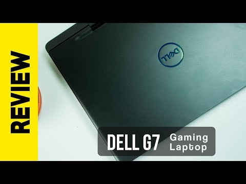 Dell G7 Gaming Laptop Review - Surprised! Shocked! Stumped!