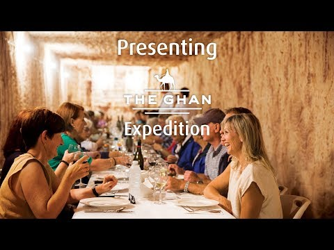 The Ghan Expedition - Off Train Activities