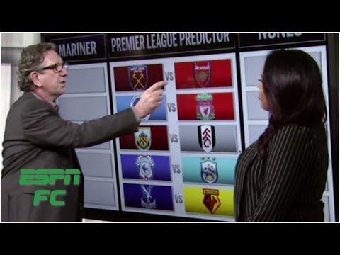 Premier League Week 22 predictions: Tottenham vs. Man United, more | Premier League Predictor Mp3