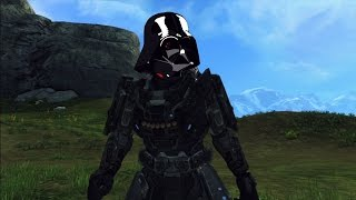 Random Machinima - Darth Father