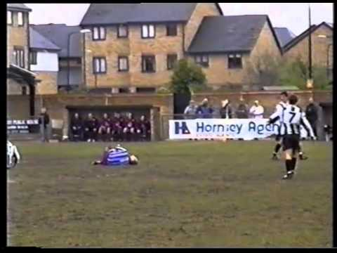 Fisher Athletic 0 V 2 Weymouth - 18th April 1998