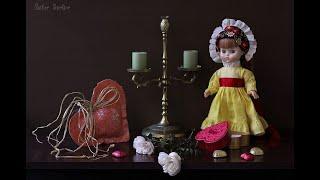 # Куклы Ольги Егупец. # Авторская кукла.