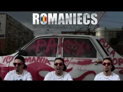 Skizzo Skillz - Romania e ghetou / 2010