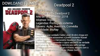 Download Deadpool 2 Dublado