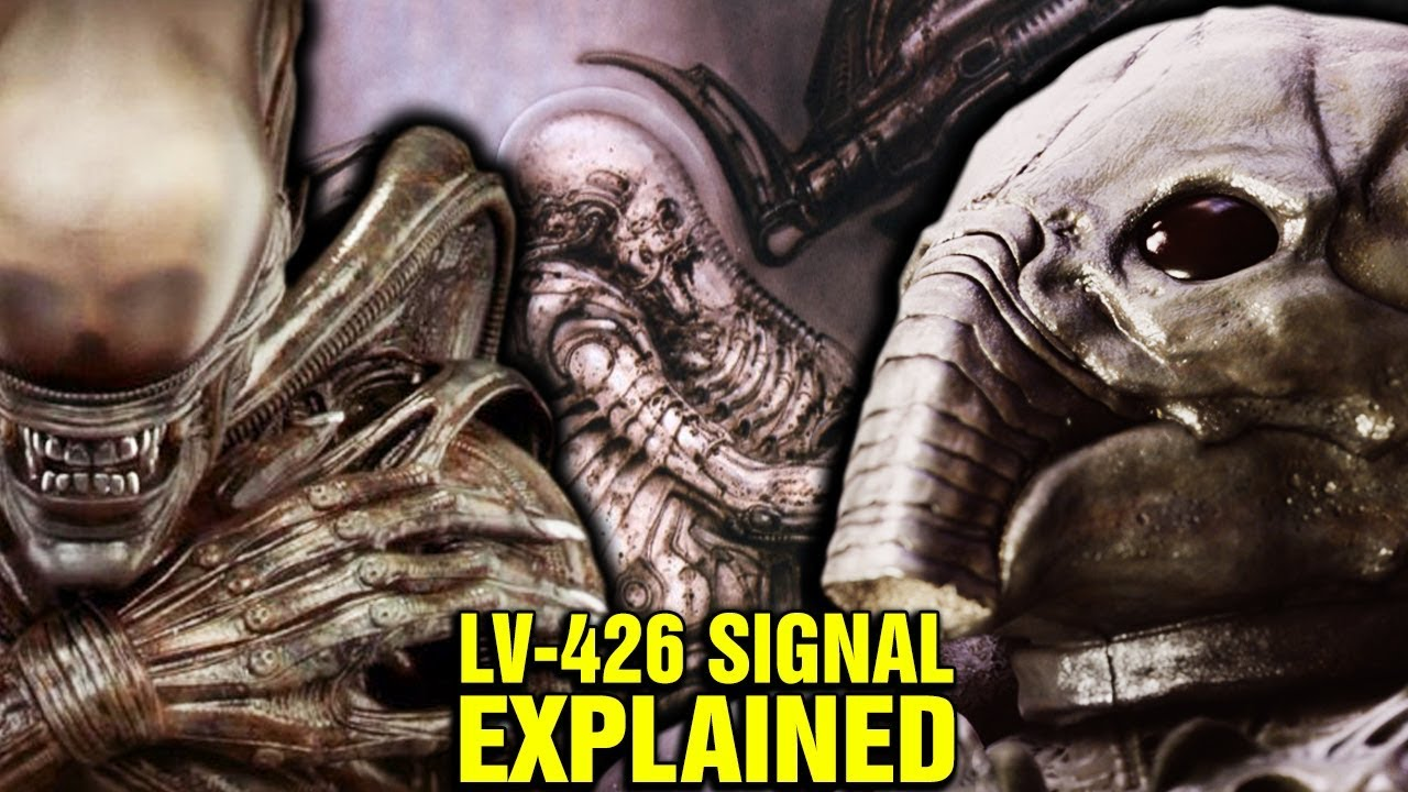 ALIEN: ORIGINS - THE SIGNAL FROM LV-426 EXPLAINED - QUEEN MOTHER