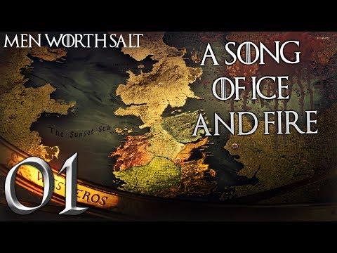 MEN WORTH SALT; WINTER IS COMING! - A World of Ice and Fire Gameplay #1