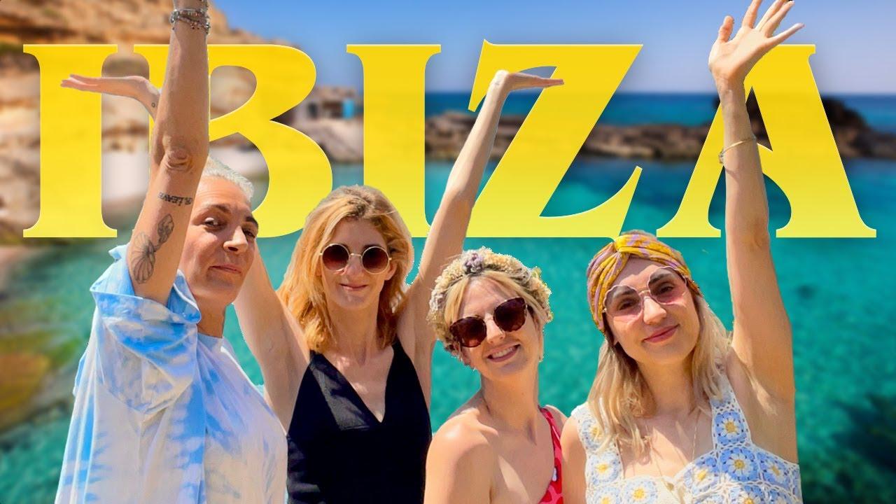 ☀️ Trip à IBIZA 🏝️ … dans une chambre d'hôpital !