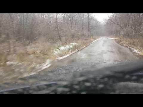 Driving around Greene County Pa.