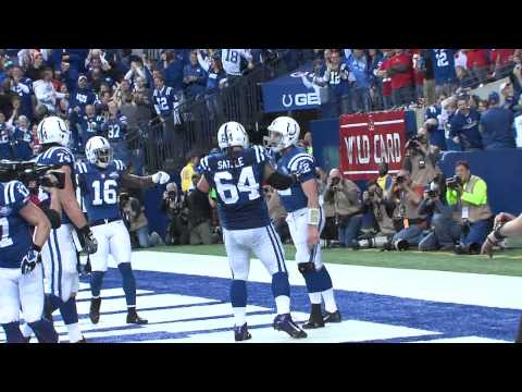 Colts vs KC - 1/4/14