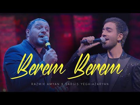 Razmik Amyan \u0026 Sargis Yeghiazaryan - Berem, Berem (cover)