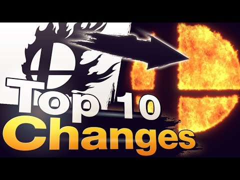 10 Changes We Want for Smash Switch