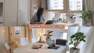 [Room tour]첫독립♀️ 5평 원룸투어 I 풀옵…