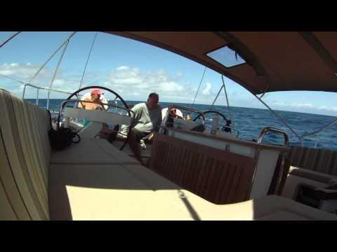 Nanuk Leg One Atlantic Crossing...cockpit chat