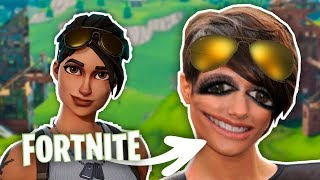 FORTNITE EN LA VIDA REAL