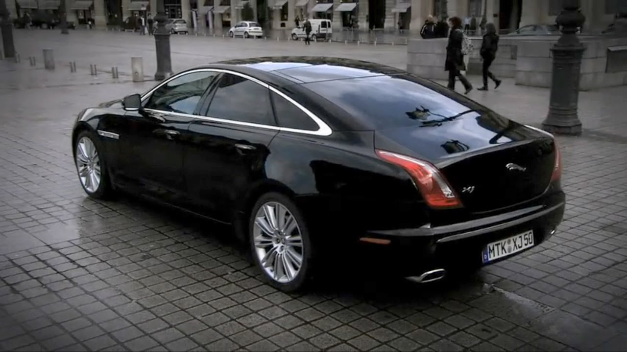 2010 jaguar xj youtube. Black Bedroom Furniture Sets. Home Design Ideas