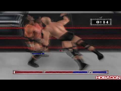 WWF/WWE RAW PC Gameplay + Download Links Updated 19/12/2012 [1080p HD]