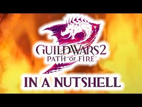 GW2 Parody: Path of Fire story in a nutshell...