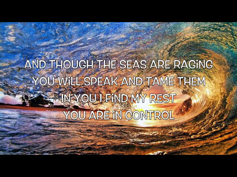 In Control - Hillsong Worship - with Lyrics