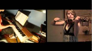 The Little Mermaid: Part of Your World Violin and Piano duet with Kyle Landry