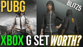 "PUBG Xbox G Set Promotion + ""Free"" PUBG Beanie (Worth?)"