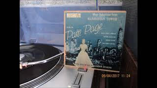 Patti Page---Once Upon A Dream
