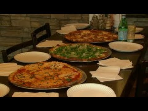 What makes New York pizza taste so good?  The answer from one NJ pizza shop