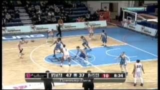 Женский баскетбол... УГМК (ЕКБ)  - ДИНАМО (Курск)
