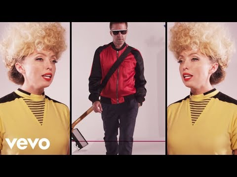 The Ting Tings - Do It Again (Official Music Video)