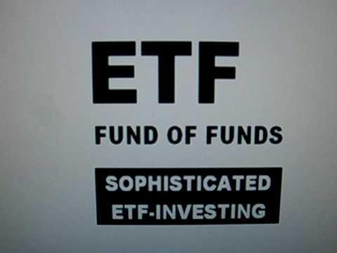 ETF Fund of Funds - ETFFOF - ETF-FOF - ETF_FOF - Sophisticated ETF-Investing - ETFs