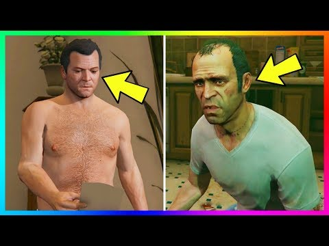 The MOST HEARTBREAKING Moments In Grand Theft Auto 5! (GTA 5 Saddest Moments)