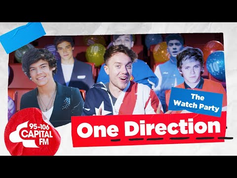 10 Years Of One Direction: Watch Party | Capital