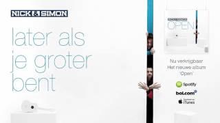 3. Nick & Simon  -  Open Je Ogen (Official Lyric Video)