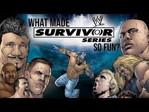 What Made Survivor Series 2004 So Fun?