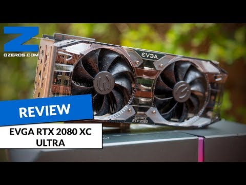 Review: EVGA RTX 2080 XC Ultra Gaming: Unboxing, Juegos y Benchmarks