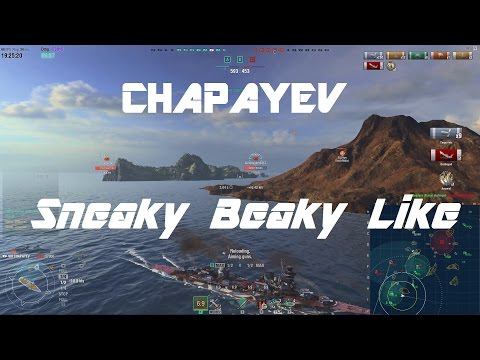 Sneaky Beaky Like - T8 Chapayev Commentary