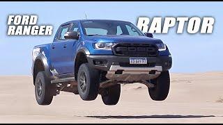 Ford Ranger Raptor - Test - Matías Antico - TN Autos