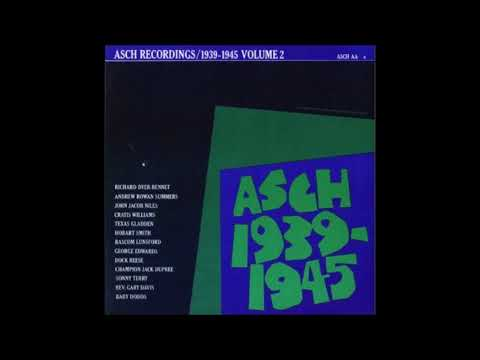 The Asch Recordings  1939 to 1945 Vol. 2  / AA4