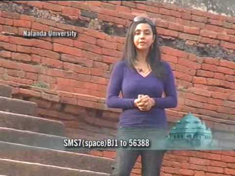 7 Wonders of India: Nalanda University