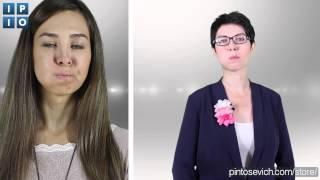 Уроки эколифтинга от Елены Савчук  Урок 5: упругие щеки, часть 1