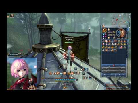 Blade and Soul TW Legendary Weapon Divine Dragon and Dragon