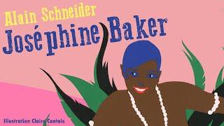 Alain Schneider - Joséphine Baker - chanson pour enfants