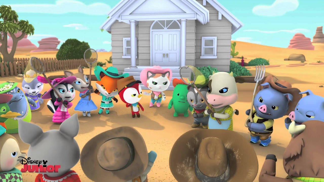 Y So Kangaroo Song Sheriff Callie | The P...