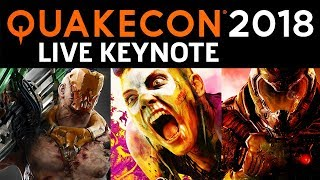 QuakeCon 2018 Keynote With Doom Eternal Gameplay Reveal thumbnail