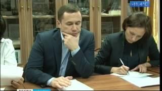 Сквер имени Вампилова в микрорайоне Первомайском предложили построить иркутяне на приёме у мэра